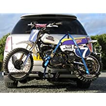 tow-bar rack para Motocross Dirt Bikes 50 cc-80cc, Pit Dirt Bikes
