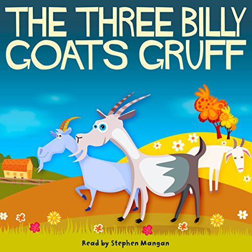The Three Billy Goats Gruff  Audiolibri