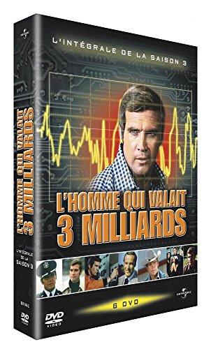 L'Homme qui valait trois milliards - Saison 3