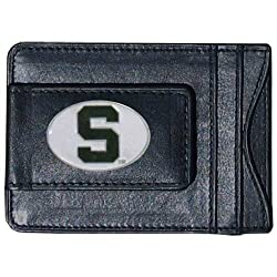 NCAA Michigan State Spartans Cash and Card Holder