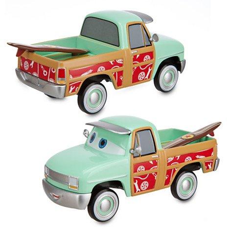 Disney Pixar Cars Exclusive 1:43 Die Cast Car John Lassetire \
