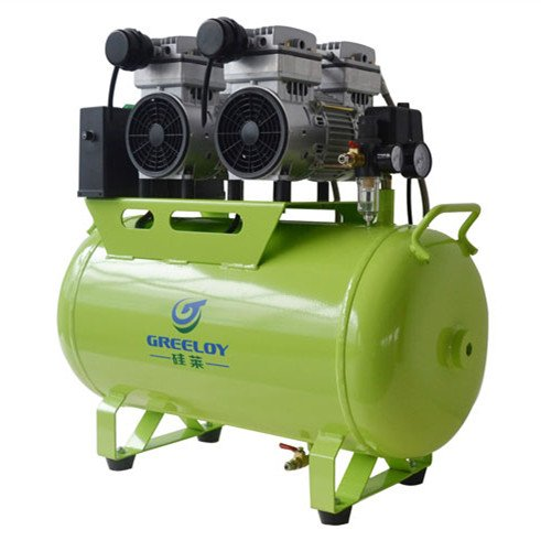 Greeloy GA-82Compresor sin aceite 60L Levin Dental