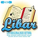 LIBAR – Dalmatian Songs 120 originalnih hitova – Box, 2012 (6 CD)