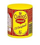 Maggi Pastillas para Caldo en Cubitos - Caldo Deshidratado - Paquete de 12 x 24 cubos - Total: 288 cubos