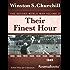 Their Finest Hour: The Second World War, Volume 2 (Winston Churchill World War II Collection) (English Edition)
