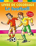 Livre de coloriage le football