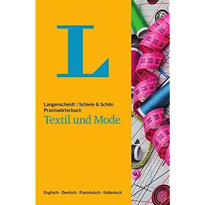 Dictionnaire Pratique de la Mode et de l'Habillement -Anglais-Allemand-Français-Italien