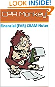 #2: CPA Monkey - CRAM Notes for the CPA Financial Accounting & Reporting Exam 2016-2017 Edition