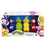 Teletubbies Family Pack of 4 Chunky Figures