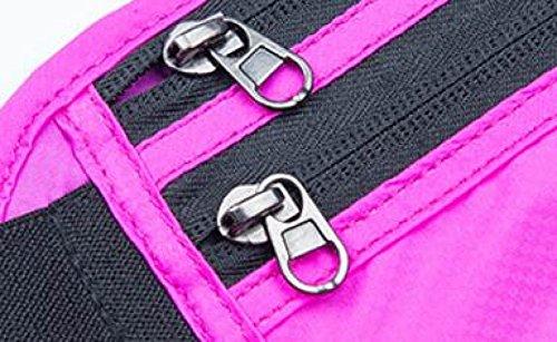 FZHLY Laufsport Taschen Männer Und Frauen Ultradünne Multifunktions-Handy-Beutel TravelCardKhaki