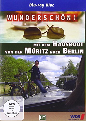 Mit dem Hausboot von der Müritz nach Berlin [Blu-ray]