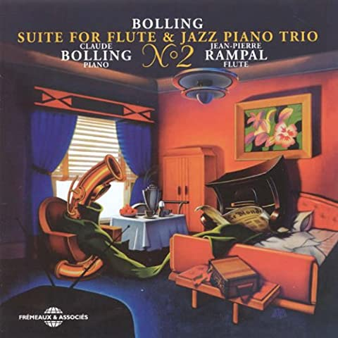 Suite for Flute and Jazz Piano Trio