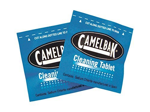 Camelbak Cleaning Tablets, Max Gear 90601 by CamelBak