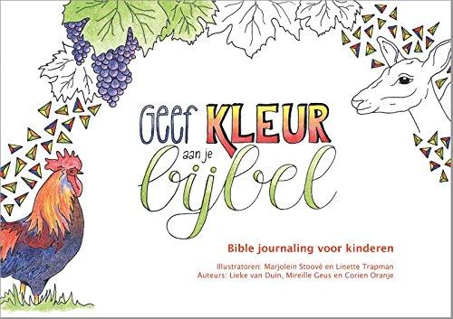 jbel: bible journaling voor kinderen (Kinder-bibel-crafts)