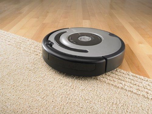 iRobot Roomba 555 Staubsaug-Roboter / 1 Automatische Wand - 11