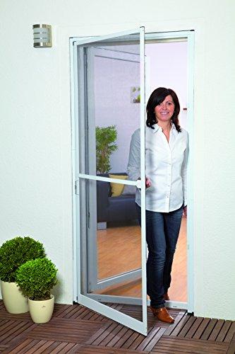 Culex Zarge für Türbausatz Master-Slim und Master-Slim XL zoll, 120 x 240 cm, weiß, 100300101-VH