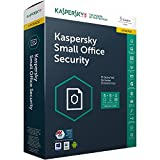 Kaspersky Small Office Security Upgrade | 5 Geräte 5 Mobil 1 Server | 1 Jahr | Windows/Mac/Android | CD in Box | für kleine Unternehmen -