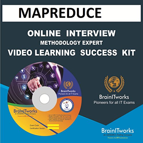 MAPREDUCE Online Interview video learning SUCCESS KIT