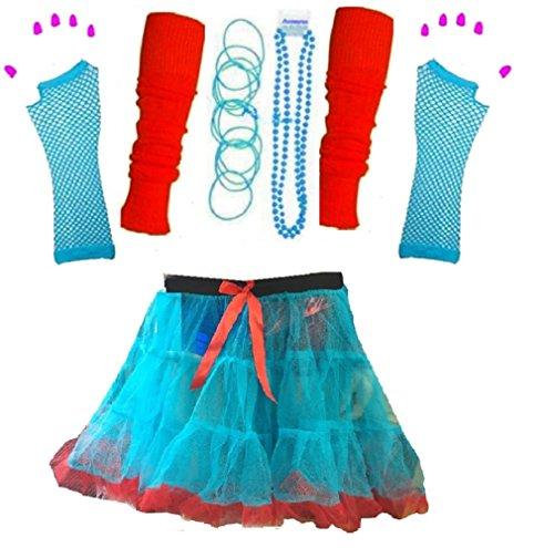 Momo&Ayat Fashions -  Gonna  - Donna Set 4 - Tutu