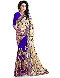 Sarees (saree By Lajree Designer Women's Clothing Saree Collection In Multi-Coloured Georgette Material For Women...