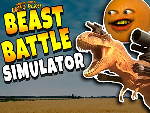 Clip: Beast Battle Simulator (Laser - Gun-clips
