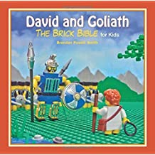 David and Goliath: The Brick Bible for Kids by Brendan Powell Smith (2013-09-03)