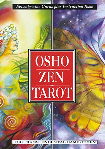 OSHO ZEN TAROT 7/E: The Transcendental Game of Zen (Libro+79 cartas) por Osho