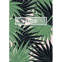 2019: Terminplaner A5 Motiv Blumen Pflanzen Jungle 1 Woche auf 2 Seiten kreativ (Clevere Timer für Dein neues Jahr, Band 2019)