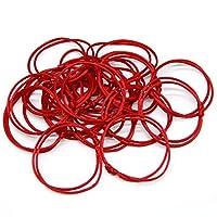 Zhichengbosi Handmade Red Bracelet, Adjustable Kabbalah Red Bracelet String, Good for Prosperity and Success 10 pcs