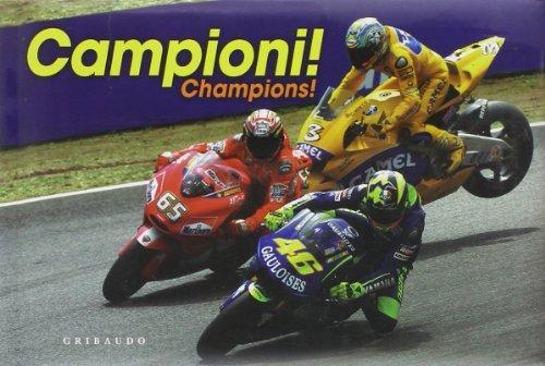 Campioni! Ediz. italiana e inglese di Valerio Boni