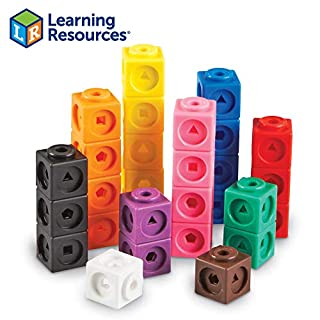 Learning Resources Mathlink Cubes (Set of 100) (B000URL296)   Amazon price tracker / tracking, Amazon price history charts, Amazon price watches, Amazon price drop alerts
