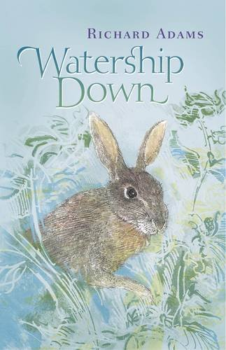 Book cover for Watership Down