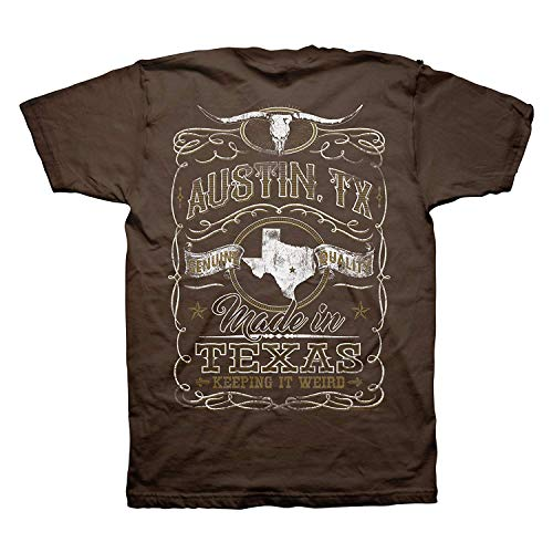 0cb44f706eac9 Doormat-bag Vintage Austin Texas - Keep Austin Weird - Texas T-Shirt T