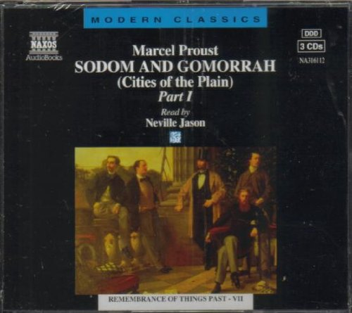 Sodom and Gomorrah - Cities of Plain, Part 1 [Englischsprachiges Hörbuch 3 CD-Box Set]