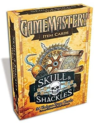 GameMastery Item Cards: Skull and Shackles