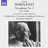 Sinfonie 2/Two Songs
