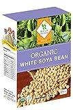 #6: Real Life ORGANIC White SOYA Bean, 1 Kg