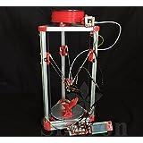 [Sintron] Ultimate 3D Printer Kossel Mini Full Complete Kit with Auto level + Bowden hotend + MK8 Extruder + RAMPS 1.4 + LCD2004 + MEGA 2560 + A4988 + NEMA 17 Motor + Endstop + Round Aluminum MK3 Heatbed + Filament for RepRap Rostock Delta