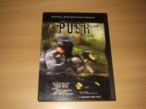 Paintball Sports Magazine Presents : Push / Import DVD (2000)