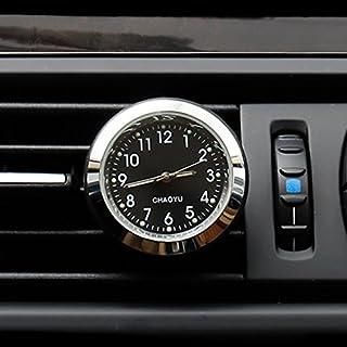 Txian Auto-Quarzuhr, klassisches Design, analog, zur Befestigung an der Belüftung