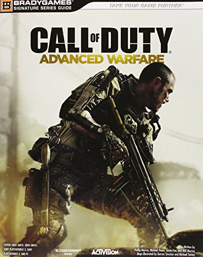 Call of Duty: Advanced Warfare Signature Series Strategy Guide (Bradygames Signature Series Guide) by Bradygames (4-Nov-2014) Paperback