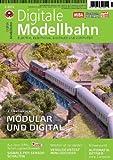 Digitale Modellbahn - Modular und Digital - Elektrik, Elektronik, Digitales und Computer - MIBA, Eisenbahn Journal, ModellEisenBahner