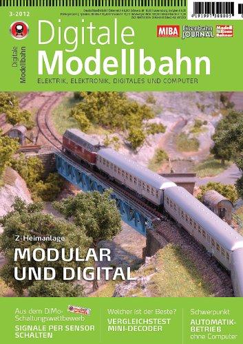 Modulare Elektronik (Digitale Modellbahn - Modular und Digital - Elektrik, Elektronik, Digitales und Computer - MIBA, Eisenbahn Journal, ModellEisenBahner)
