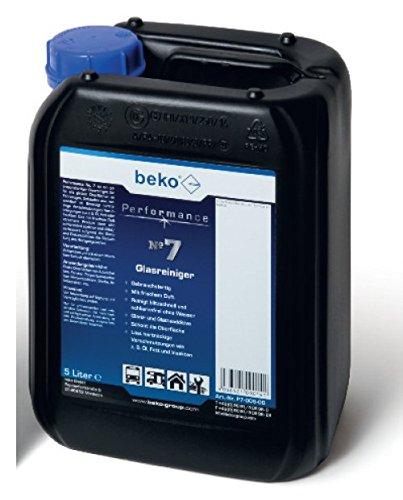 Beko Performance No. 7 Glasreiniger 5 l Reinigungsmittel