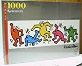 Editions Ricordi 15282 Keith Haring Puzzle 1000 Teile untitled