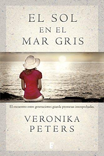 El sol en el mar gris por Veronika Peters