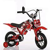LI HAO SHOP Enfants Vélo Moto Vélo Garçon Vélo Enfants Vélo de Montagne Enfants Moto Vélo...