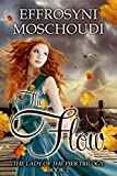 Front cover for the book The Flow: A WWII British drama (The Lady of the Pier Book 2) by Effrosyni Moschoudi