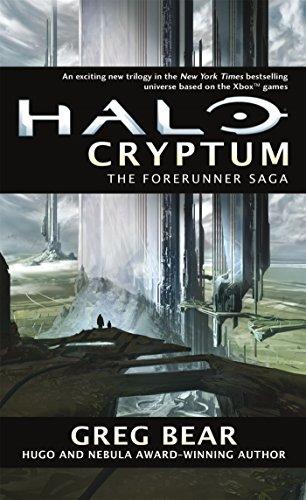 Halo: Cryptum: Book One of the Forerunner Saga (Halo: Forerunner Saga)
