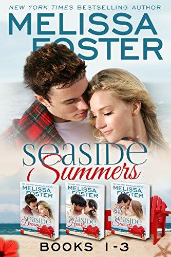 Seaside Summers Books 1 3 Boxed Set Love In Bloom Love In Bloom Seaside Summers